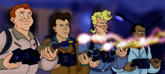 Neue Trickserie: The Real Ghostbusters wird fortgesetzt!!!