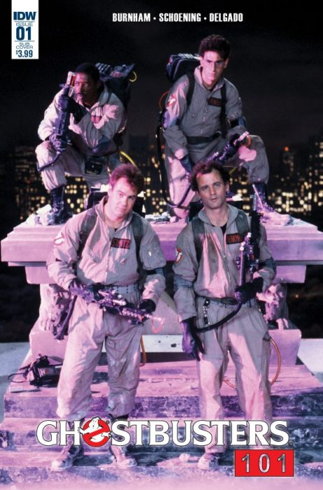 Ghostbusters 101 #1—Subscription Variant